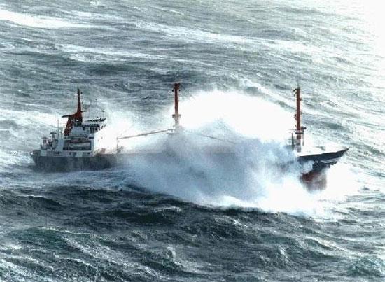Phần lớn nguyên nhân dẫn đến tai nạn không phải là do va chạm mà là do tàu bị rò rỉ hoặc sóng đánh chìm.