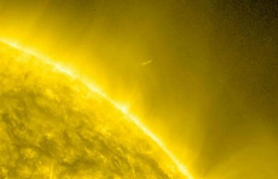 Sao chổi Lovejoy lập công lớn