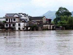 Mưa lớn kéo dài tại Trung Quốc, khiến 15 người chết
