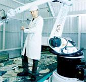 Cỗ máy xanh: Robot tái chế rác