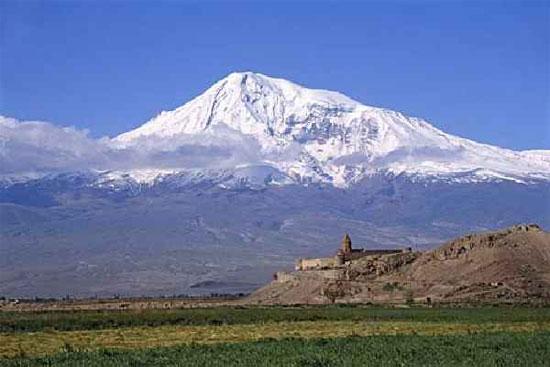 Ngọn núi Ararad.