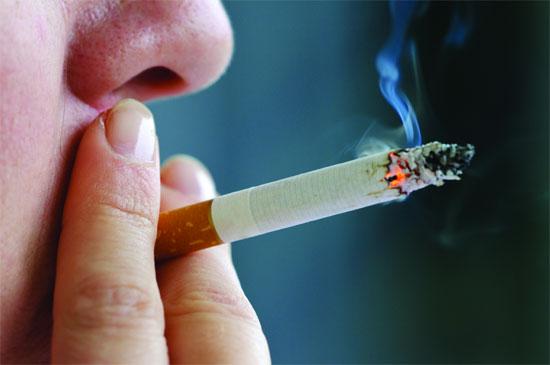 Tác hại của hút thuốc lá trên tóc và da