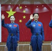 Trung Quốc công bố thời gian phóng Thần Châu 10