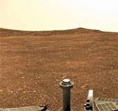 Từng có nước uống được trên sao Hỏa