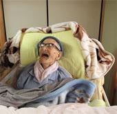 Cụ ông già nhất thế giới qua đời