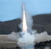 Peru phóng tên lửa tự tạo đầu tiên