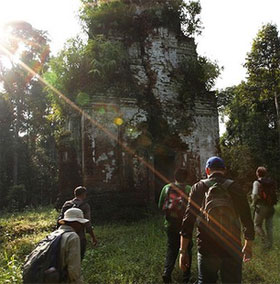 Thấy thành phố mất tích thời Trung cổ ở Campuchia