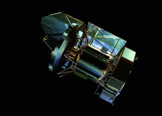 """Đài thiên văn không gian """"mù"""" ngừng hoạt động"""