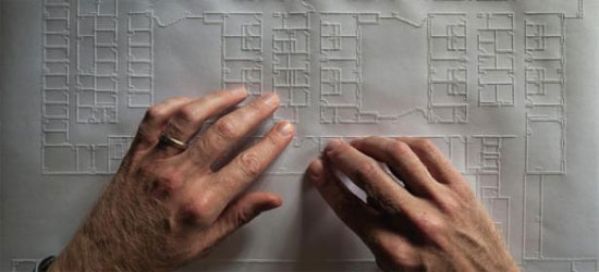 Những người mù khiến người sáng mắt kính nể