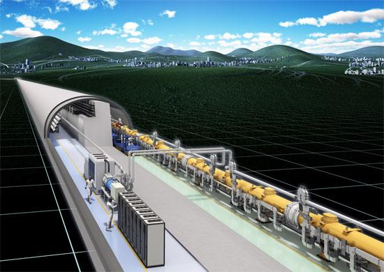 Nhật muốn xây cỗ máy lớn nhất thế giới