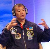 Nhà du hành Nhật nói về 6 yếu tố cần để bay vào vũ trụ