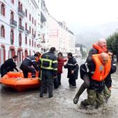 Lũ lụt nghiêm trọng tại khu vực phía Nam của Pháp