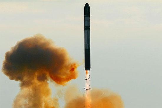 Nga đề xuất dùng tên lửa Satan phá thiên thạch