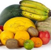 Xăm hình cho trái cây