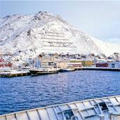 Băng tan khiến Na Uy tiến gần tới châu Á