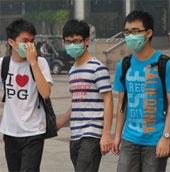 Nạn nhân đầu tiên tử vong do khói bụi ở Malaysia