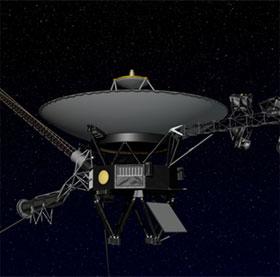 Tàu vũ trụ NASA Voyager 1 đến rìa hệ mặt trời
