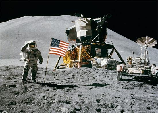 NASA quay lại mặt trăng?