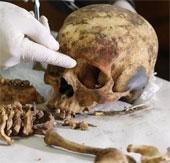 Phát hiện kho báu trong mộ cổ ở Peru