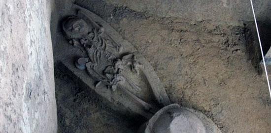 Tìm thấy nghĩa trang 1.000 năm tại Mexico