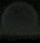 Quả cầu ánh sáng kỳ lạ trên bầu trời Hawaii
