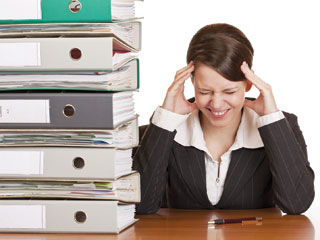 Những dấu hiệu của stress