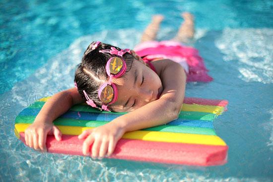 4 lưu ý khi đi bơi