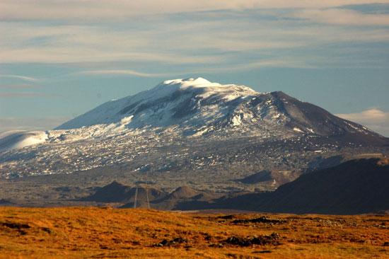 Núi lửa đáng sợ nhất Iceland 'sắp phun trào'