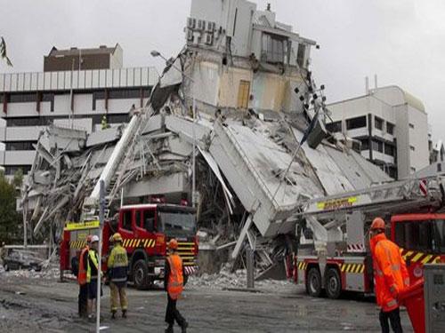 Động đất kéo theo cảnh báo sóng thần ở New Zealand