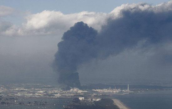 Động đất ở khu vực nhà máy điện Fukushima, Nhật