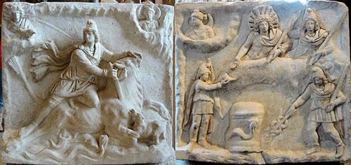 Phát hiện chiếc quách từ thời La Mã cổ đại