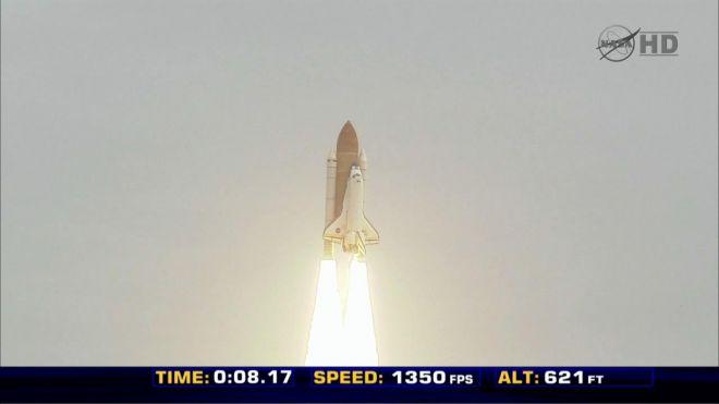 Video chuyến bay cuối cùng của tàu Atlantis