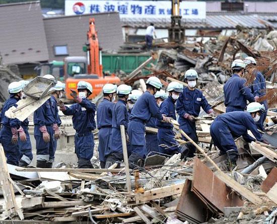 Nhật lo cảnh báo động đất qua truyền hình chậm
