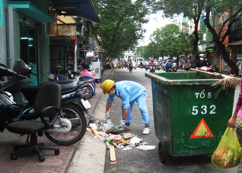Việt Nam đang lãng phí... rác