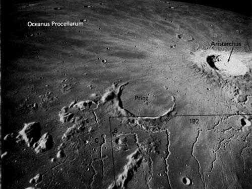 Lõi sắt tiết lộ bí mật của Mặt trăng