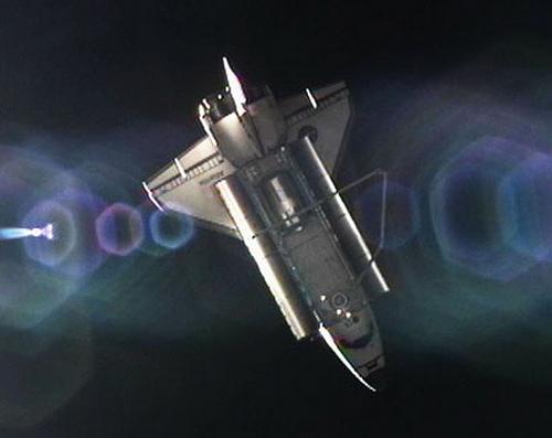 Tàu con thoi Atlantis đã rời trạm ISS để về nhà