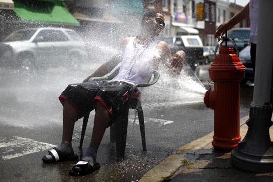 Nắng nóng làm 13 người chết ở Mỹ