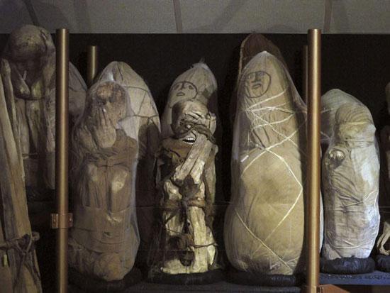 Peru trưng bày hơn 200 xác ướp cổ