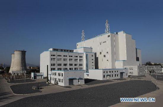 Trung Quốc thử nghiệm lò phản ứng neutron nhanh