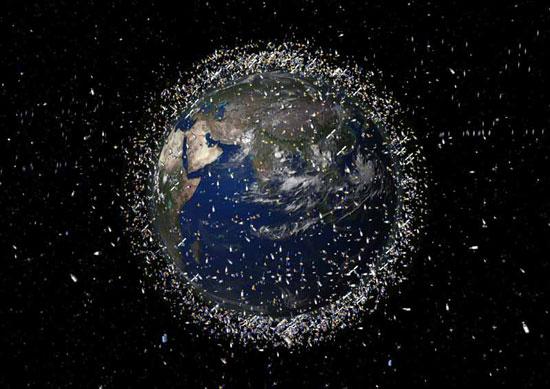 Rác thải vũ trụ đã tăng gấp đôi trong 10 năm qua