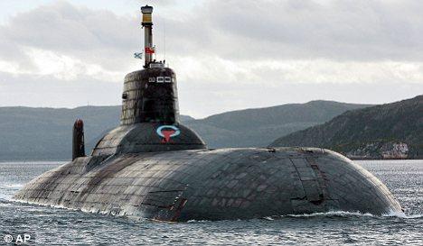 Brazil triển khai dự án xây dựng tàu ngầm hạt nhân