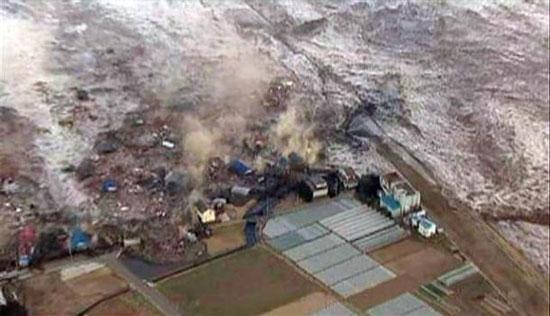 Nhật lại hứng chịu động đất mạnh