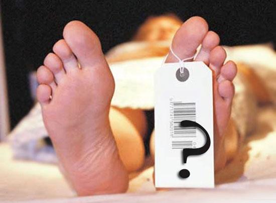 'Xác chết' sống lại gây kinh hoàng ở Nam Phi