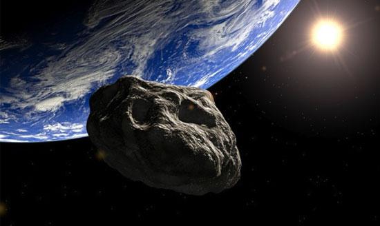 Thấy tiểu hành tinh Trojan cùng quỹ đạo Trái Đất