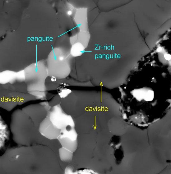 Bí ẩn bên trong mẫu thiên thạch năm rơi xuống trái đất năm 1969