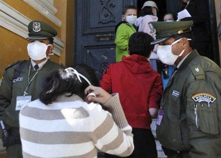 Cúm H1N1 lại bùng phát