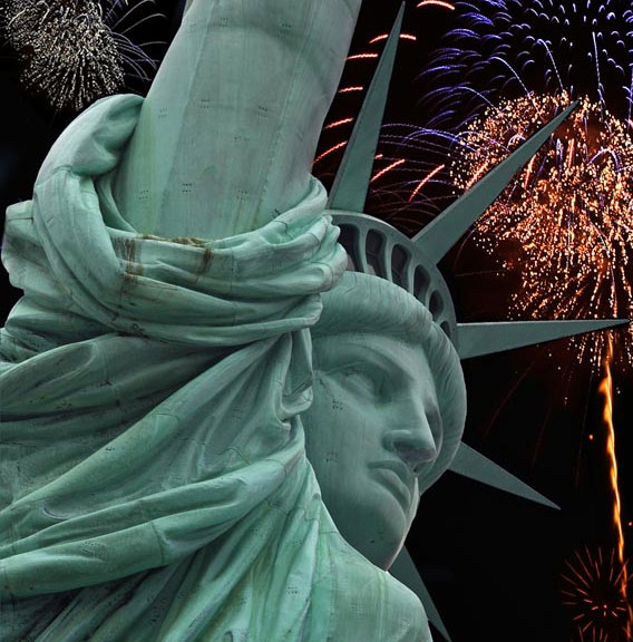 """Nước Mỹ và """"lời nguyền"""" ngày 4/7"""