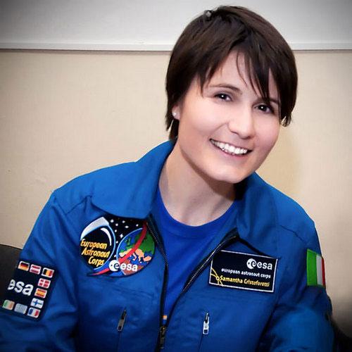 2014: Ý đưa nữ phi hành gia đầu tiên lên vũ trụ