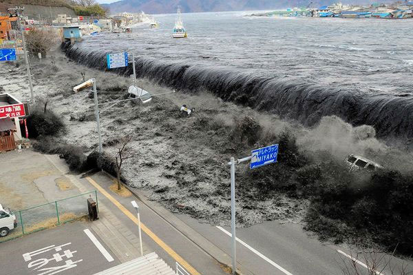 Hội nghị thế giới về giảm nhẹ thiên tai ở Nhật Bản