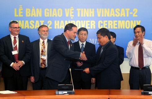 Vinasat-2 có thể hoạt động tới 21 năm